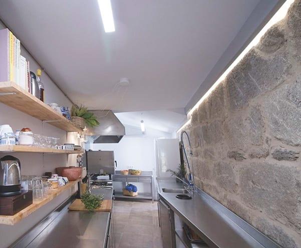 Plano LA CURIA planta baja-cocina